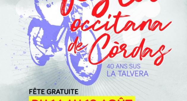 La Fête occitane de Cordes