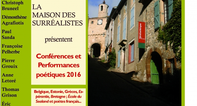 8ème Festival International de Poésie Actuelle
