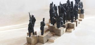 Terrae incognitae, exposition de l'artiste Jacques Blanpain